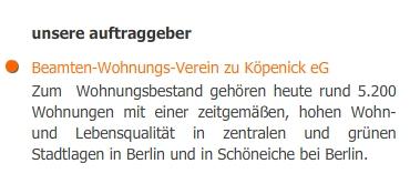 beamten wohnungsverein berlin